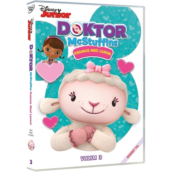 Disney - Doc Mcstuffins - Kramas Med Lammi