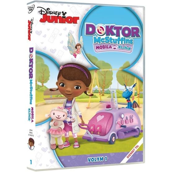 Disney - Doc Mcstuffins - Mobile Clinic