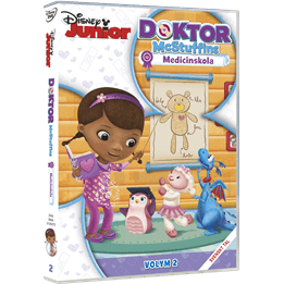 Disney - Doktor Mcstuffins - School Of Medicine