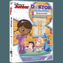 Disney - Doktor McStuffins - Volym 2