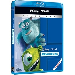 Disney/Pixar - Monsters Inc - BluRay