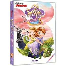 Disney - Sofia Den Första - Prinsessan Evys Förbannelse - Volym 6 - DVD