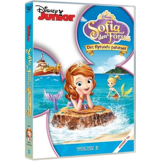 Disney - Sofia Den Första - Det Flytande Palatset