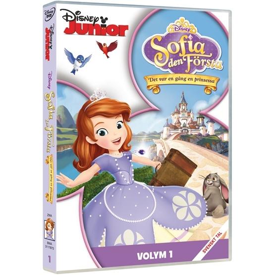Disney - Sofia Den Första - Det Var En Gång En Prinsessa