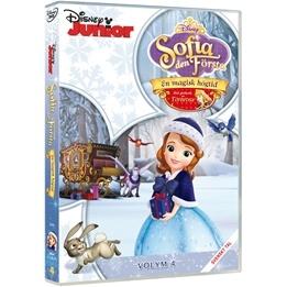 Disney - Sofia Den Första - En Magisk Högtid - Volym 4 - DVD