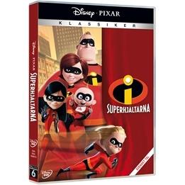 Disney - Superhjältarna - Pixar-Klassiker 6 - DVD