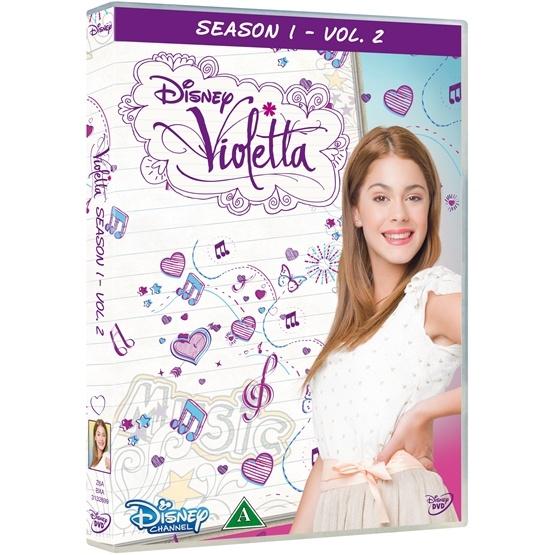 Disney - Violetta S.1, Vol.2 - DVD