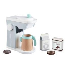 Kids Concept - Kaffemaskin - Vit/Grå