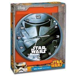 Disney - Star Wars Stormtrooper Väggklocka