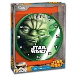 Disney - Star Wars Yoda Väggklocka