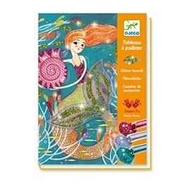 Djeco - Glitter Mermaids