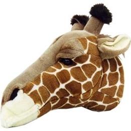 Djurhuvud Giraff