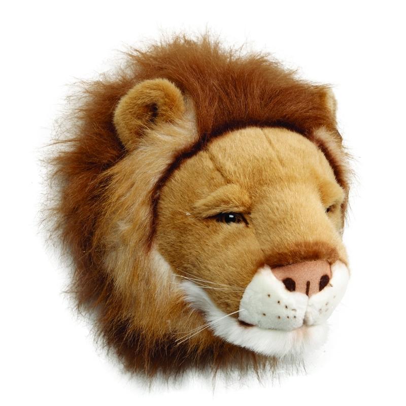 Safari In Ga >> Djurhuvud Lejon - Brigbys - Litenleker.se