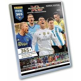 Fotbollskort - Pärm - Nordic Edition Panini Adrenalyn XL - FIFA 365 2015-16