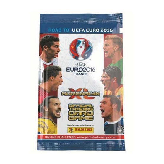 Fotbollskort - Paket - Panini Adrenalyn XL Road to Euro 2016