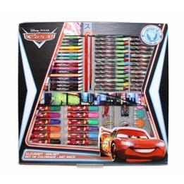 Disney - Cars Rit- Och Målarset 105-Pack