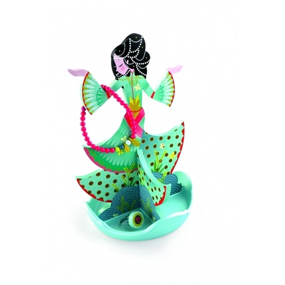Djeco - Jewellery Display - Dancer