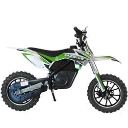 Minimoto E-DIRT 500W - Grön