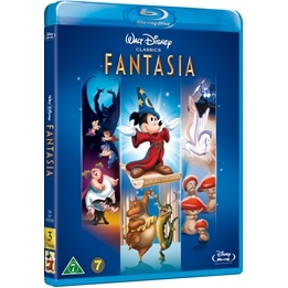 Disney - Fantasia - Disneyklassiker 3 - BluRay