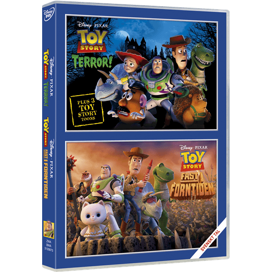 Disney - Toy Story Time Forgot/Toy Story Terror C