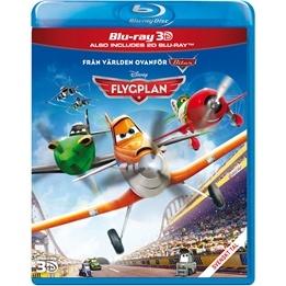 Disney - Flygplan - BluRay