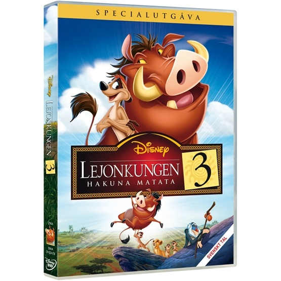 Disney - Lejonkungen 3 - Hakuna Matata