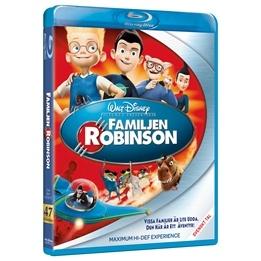 Disney - Familjen Robinson - Disneyklassiker 47 - BluRay