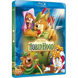 Disney - Robin Hood - Disneyklassiker 21 - BluRay