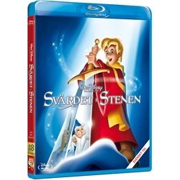 Disney - Svärdet I Stenen - Disneyklassiker 18 - BluRay