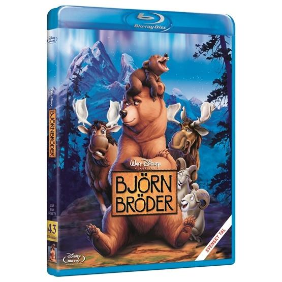 Disney - Björnbröder - Disneyklassiker 43 - BluRay