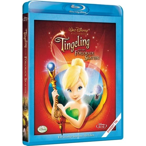 Disney - Tingeling Och Den Förlorade Skatten