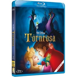 Disney - Törnrosa Disneyklassiker 16 - BluRay