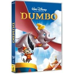 Disney - Dumbo - Disneyklassiker 4 - DVD