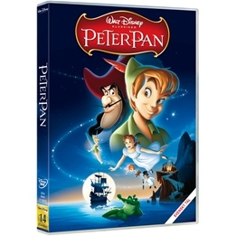 Disney - Peter Pan - Disneyklassiker 14 - DVD