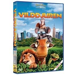 Disney - Vilddjuren - Disneyklassiker 46 - DVD