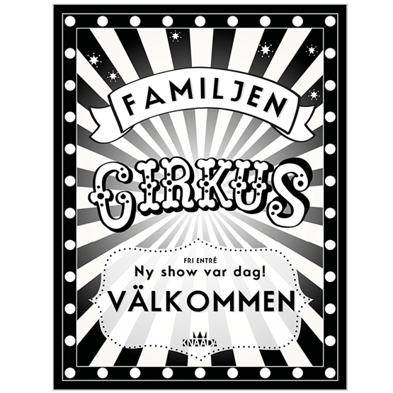 Knaada - Cirkus - Ny Show Var Dag