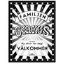 Knaada - Cirkus - Ny Show Var Dag - 30X40 Cm