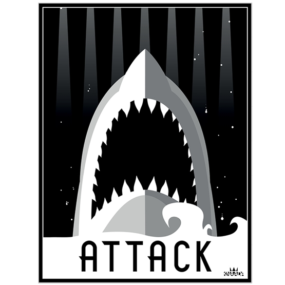 Knaada - Attack