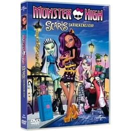 Monster High Scaris - Skräckens Stad - DVD