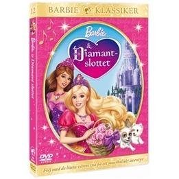 Barbie Och Diamantslottet - DVD