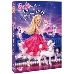 Barbie - Ett Modeäventyr - DVD