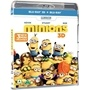 Disney - Minioner 3D+2D  ( 2-Disc) - BluRay