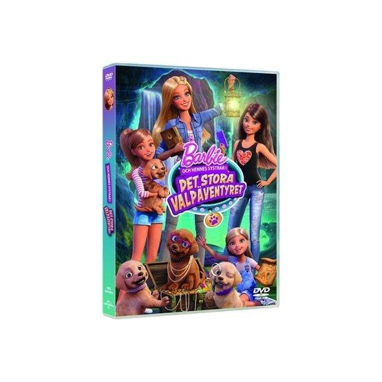 Barbie Och Hennes Systrar I Det Stora Valpäventyret (No.28) - DVD