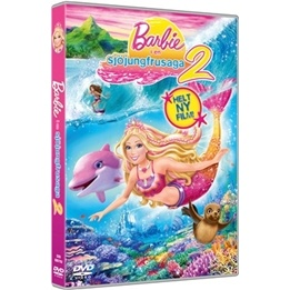 Barbie I En Sjöjungfrusaga 2 - DVD