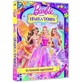 Barbie - And The Secret Door - DVD