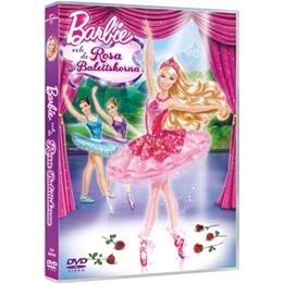 Barbie Och De Rosa Balettskorna - DVD