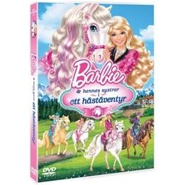 Barbie Och Hennes Systrar I Ett Hästäventyr - DVD