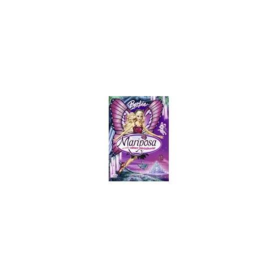 Barbie - Mariposa Och Hennes Vänner Fjärilsälvorna - DVD