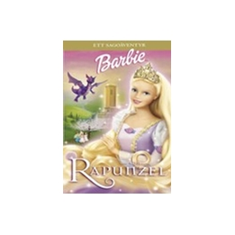 Barbie Som Rapunzel - DVD