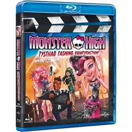 Monster High - Tystnad, Tagning, Vampyraction! - BluRay